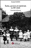Écoles, pensions et orphelinats au XIXe siècle : l'exemple de Fécamp / Élisabeth Simon | Simon, Élisabeth (1970-....). Auteur