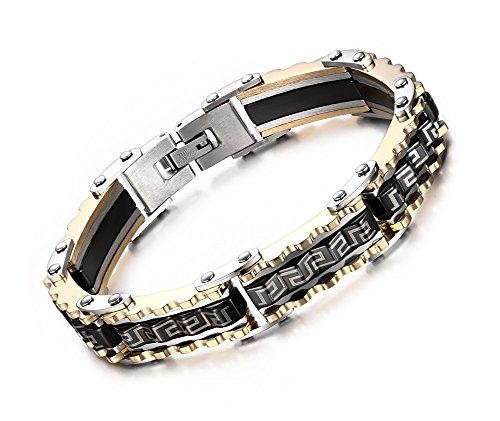 vnox-acero-inoxidable-griego-claves-textura-enlace-pulsera-para-hombresoro-y-negroen-negrita-y-chunk