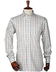 Laksen - Camisa casual - para hombre