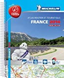 Atlas Routier France 2014 Michelin 100% Plastifié