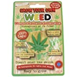 Grow your own Weed ~ Hilarious Hydroponic Novelty Joke Present ~ Secret Santa
