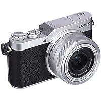 Panasonic Lumix G dc-gx800kecs–Kamera Foto Evil 16MP (optischer Bildstabilisator, Zoom 4x, Touchscreen, DFD Technologie, WiFi, 4K) schwarz und silber–Kit mit Körper und Vario 12–32mm/F3.5–5.6