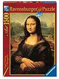 Ravensburger 16225 Leonardo: La Gioconda Puzzle 1500 pezzi