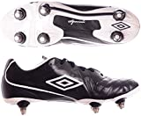 Umbro Speciali 4 Pro Soft Ground Mens Football Boots - Black