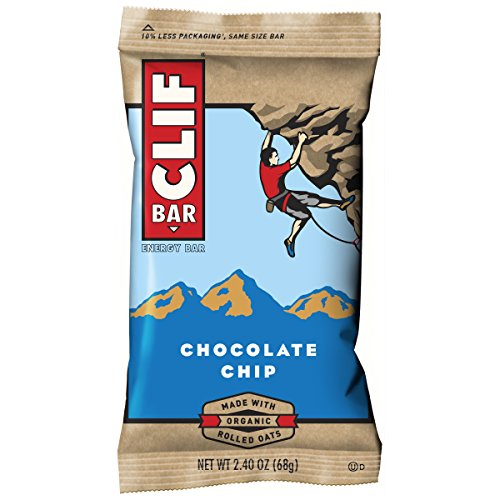 Clif Bar chocolate Crunch Chip (Caja de 12)