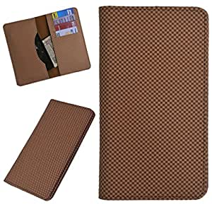 DCR Pu Leather case cover for Micromax canvas spark Q380 (multi colour)