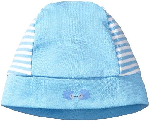 Twins Baby - Jungen Mütze aus Baumwolle, Mehrfarbig, Gr. One size, Blau (16-4132 - little boy blue)