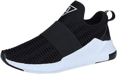 Scarpe Running Fashion Mesh Scarpe Casual Low-Top Scarpe da Studente Sneakers da Corsa Traspiranti da Uomo