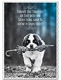 Postkarte - Poesie - Freundschaftsschirm - 29