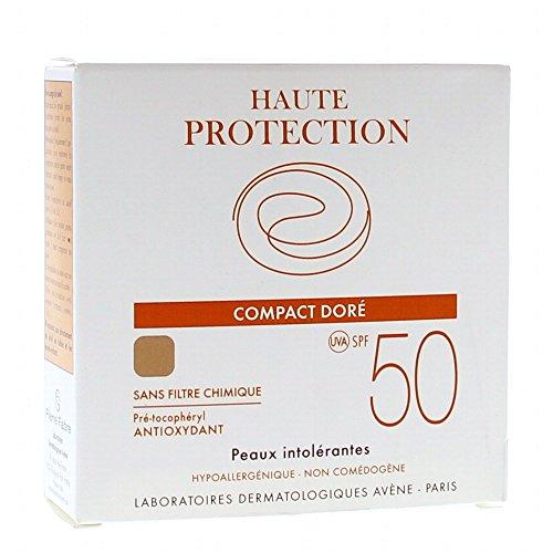 Creme Compact (Avène Sun Care SPF 50 Tinted Compact - Tint : Golden)