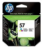 HP INC. 57, C/M/Y, 17ml Seiten: 500, Hohe Kapazität, 1578833(Seiten: 500, Hohe Kapazität Blister Multi tag)