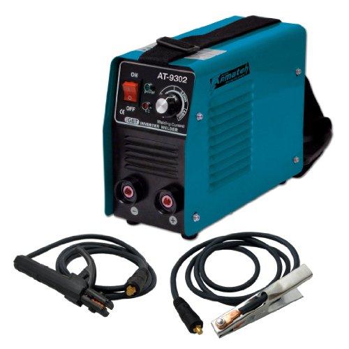 Kompakt Elektrodenschweißgerät 200A - 4,5mm / Inverter Schweißgerät MMA, ARC / Einschaltdauer 100 % bei 155A