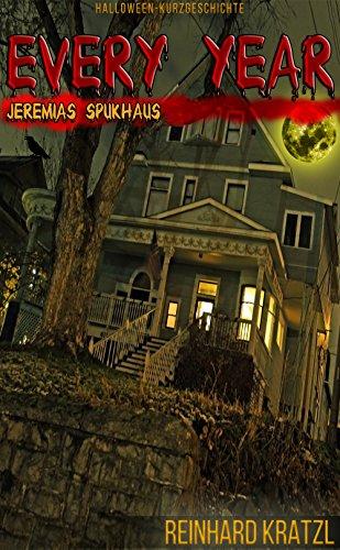 Spukhaus (Grusel Halloween-kurzgeschichten)