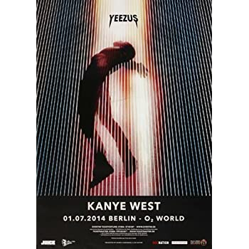 e5c6e49a1cda KANYE WEST Late Registration PHOTO Print POSTER Yeezy Boost 350 ...