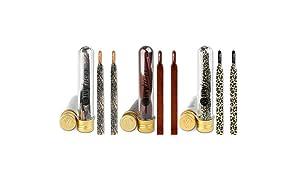 Ivybands® | ivylaces® Confezione Da Brown Edition | Premium lacci scarpe nastro ilace007009037
