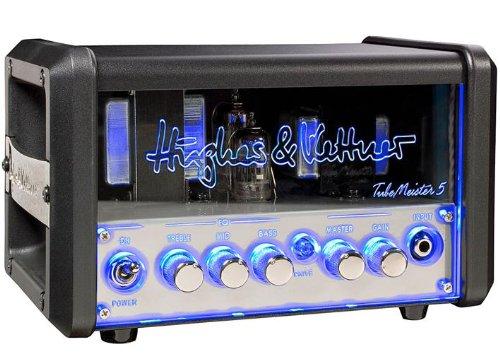 HUGHES & KETTNER TUBEMEISTER TM5H TOPTEIL E-Gitarren-Verstärker Topteile mit Röhrenverstärker