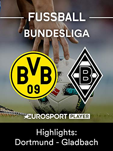 Highlights: Borussia Dortmund gegen Borussia Mönchengladbach