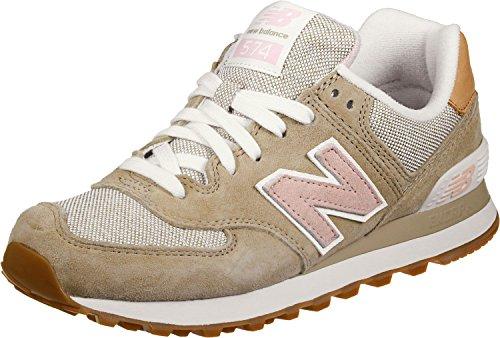 new-balance-damen-wl574v1-sneakers-braun-brown-pink-38-eu