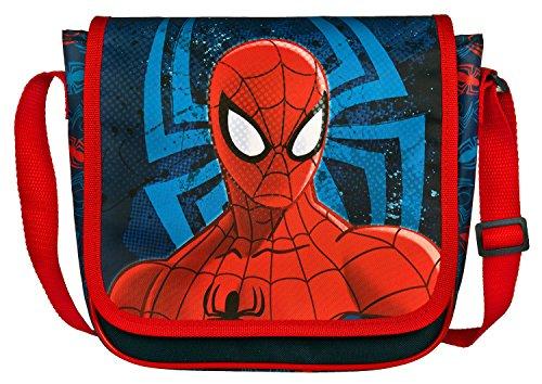 Undercover SPJU7293 Kindergartentasche, Marvel Spider-Man, ca. 21 x 22 x 8 cm (Spider-man-klettverschluss)