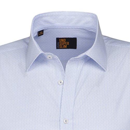 Seidensticker -  Camicia classiche  - Classico  - Maniche lunghe  - Uomo blau (0011)