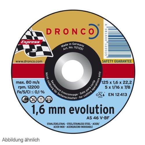 DRONCO EVOLUTION EXPRESS - DISCO CORTE EVOLUTION EXPRESS 230X1 9MM