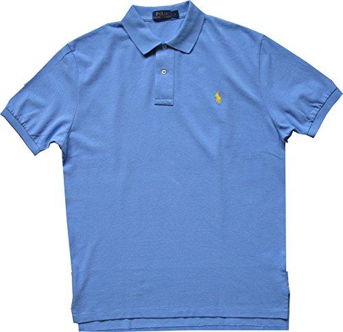 ralph-lauren-polo-shirt-mens-light-sky-blue-classic-fit-medium-lt-sky-blue