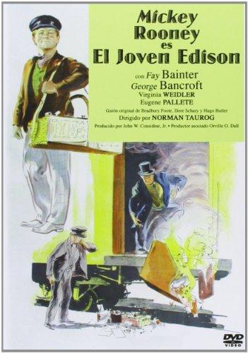Preisvergleich Produktbild El Joven Edison (Import Dvd) (2014) Mickey Rooney,Fay Bainter,George Bancrof