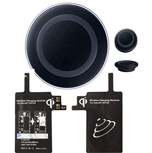 for-samsung-galaxy-note-4-internet-qi-wireless-charger-pad-receiver-padreceiver-kit-black