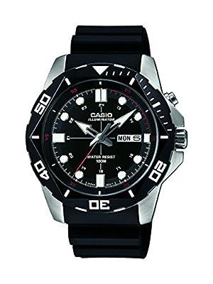 Casio Reloj para Hombre de Cuarzo con Correa en Resina MTD-1080-1AVEF de Casio