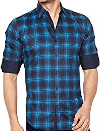 Global Rang Men's Cotton Shirt