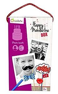 Avenue Mandarine - Happy Mandarine Box, Photo booth (KC007O)