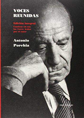 Descargar Libro Voces reunidas (Ensayo) de Antonio Porchia