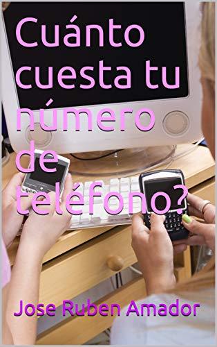 �mero de teléfono? (Spanish Edition) ()