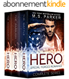 Hero: Complete Series Box Set: Special Forces Romance (English Edition)