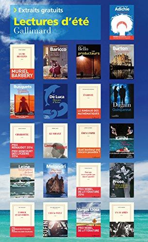 Extraits gratuits - Lectures d't Gallimard 2015