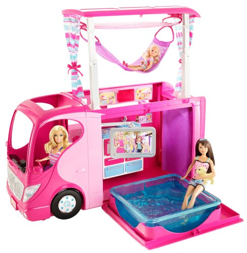 Mattel - V6981 - Accessoires - Barbie Camping-car