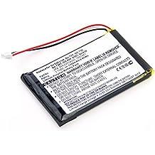 subtel® Batería para TomTom GO 530 / 730 / 720 / 630 / 930 - 1300mAh Bateria de repuesto TomTom 1697461, AHL03714000, VF8