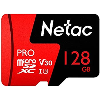 Netac 128 GB Pro Micro SDXC TF Tarjeta Tarjeta de Memoria de ...