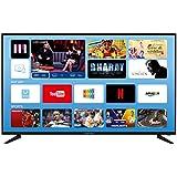 Kevin 140 cm (55 Inches) 4K UHD LED Smart TV KN55UHD (Black)