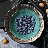 Vintage Keramik Besteck Kreative Ramen Suppe Schüssel Haushalt Obstsalat Schüssel