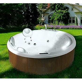 Vasca Da Esterno Riscaldata : Vasca idromassaggio da esterno riscaldata minipiscine