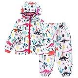 WWZ Girls' Snow & Rainwear