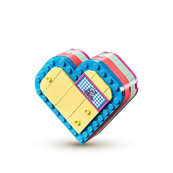 LEGO La Scatola Del Cuore Dell'Estate Di Olivia Costruzioni Piccole 5 spesavip