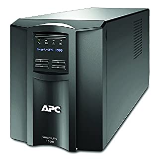 APC Smart-UPS SMT-SmartConnect - SMT1500IC - Uninterruptible Power Supply 1500VA (Cloud enabled, 8 Outlets IEC-C13)