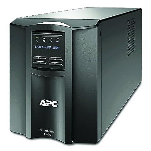 APC Smart-UPS SMT - Onduleur 1500 VA - SMT1500I -