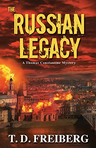 The Russian Legacy (Thomas Constantine Mystery Series Book 3) (English  Edition) f9ba9106995