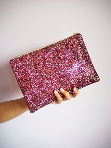 dark-pink-maroon-clutch-bag