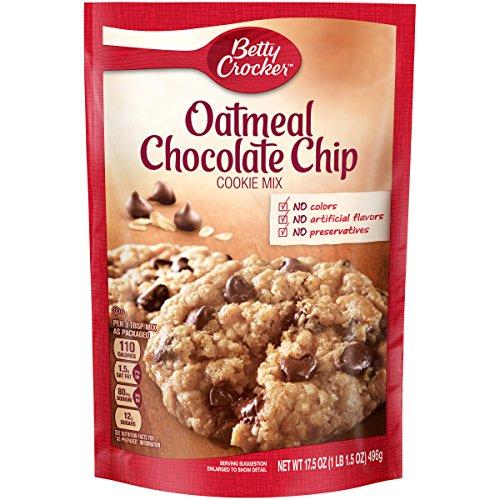 Betty Crocker Oatmeal Chocolate Chip , 1er
