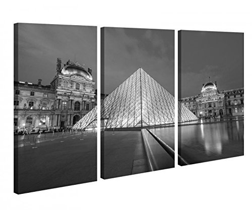 4 posavasos de Louvre Museum regalo divertido #14986 diseño de Paris France Art Gallery