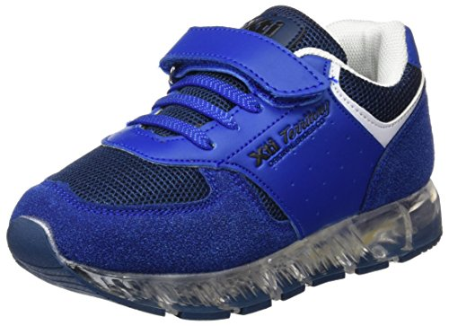 XTI  054632, Chaussures mixte enfant Bleu
